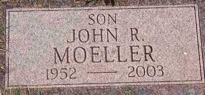 MOELLER, JOHN R. - Black Hawk County, Iowa   JOHN R. MOELLER