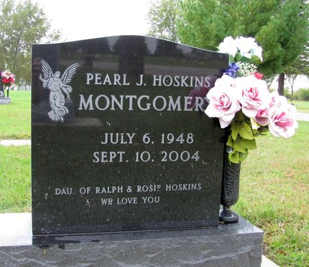 MONTGOMERY, PEARL J. - Black Hawk County, Iowa | PEARL J. MONTGOMERY