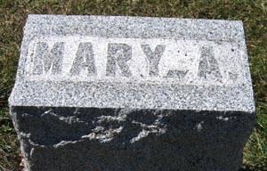 MOONEY, MARY A. - Black Hawk County, Iowa   MARY A. MOONEY