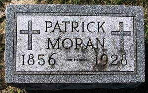 MORAN, PATRICK - Black Hawk County, Iowa | PATRICK MORAN
