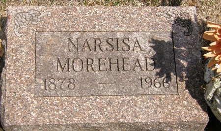 MOREHEAD, NARSISA - Black Hawk County, Iowa | NARSISA MOREHEAD