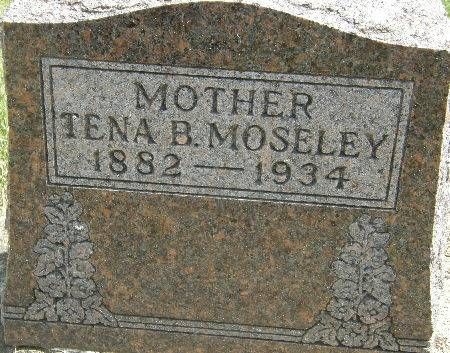 MOSELEY, TENA B. - Black Hawk County, Iowa | TENA B. MOSELEY
