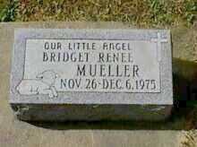 MUELLER, BRIDGET - Black Hawk County, Iowa | BRIDGET MUELLER