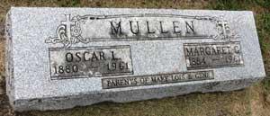 MULLEN, MARGARET G. - Black Hawk County, Iowa | MARGARET G. MULLEN