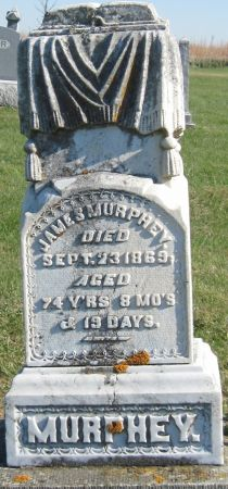 MURPHEY, JAMES - Black Hawk County, Iowa | JAMES MURPHEY