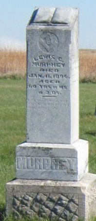 MURPHEY, LEWIS C. - Black Hawk County, Iowa | LEWIS C. MURPHEY