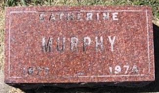MURPHY, CATHERINE - Black Hawk County, Iowa | CATHERINE MURPHY