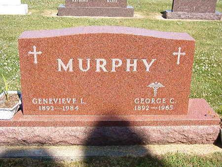 MURPHY, GENEVIEVE L. - Black Hawk County, Iowa | GENEVIEVE L. MURPHY