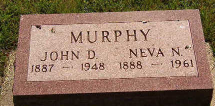 MURPHY, JOHN D. - Black Hawk County, Iowa | JOHN D. MURPHY