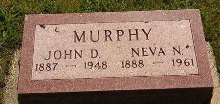 MURPHY, NEVA N. - Black Hawk County, Iowa | NEVA N. MURPHY