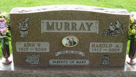 MIKES MURRAY, ANN VIRGINIA - Black Hawk County, Iowa | ANN VIRGINIA MIKES MURRAY