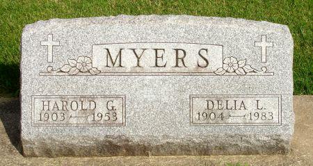 MYERS, HAROLD G. - Black Hawk County, Iowa | HAROLD G. MYERS