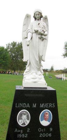 MYERS, LINDA M. - Black Hawk County, Iowa   LINDA M. MYERS