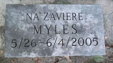MYLES, NA'ZAVIERE - Black Hawk County, Iowa | NA'ZAVIERE MYLES