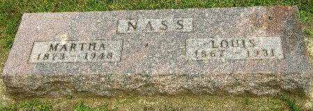 NASS, LOUIS - Black Hawk County, Iowa | LOUIS NASS