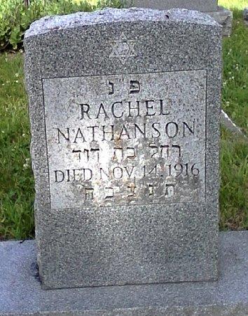 NATHANSON, RACHEL - Black Hawk County, Iowa | RACHEL NATHANSON