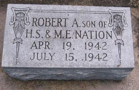 NATION, ROBERT A. - Black Hawk County, Iowa | ROBERT A. NATION