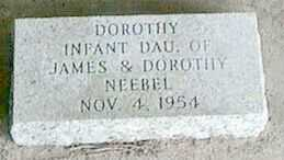 NEEBLE, DOROTHY - Black Hawk County, Iowa | DOROTHY NEEBLE