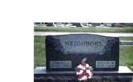 NEIGHBORS, PHYLLIS - Black Hawk County, Iowa | PHYLLIS NEIGHBORS