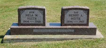 NEITH, HENRY A. - Black Hawk County, Iowa   HENRY A. NEITH
