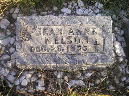NELSON, JEAN ANNE - Black Hawk County, Iowa | JEAN ANNE NELSON
