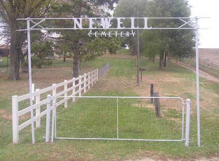 NEWELL, CEMETERY - Black Hawk County, Iowa | CEMETERY NEWELL
