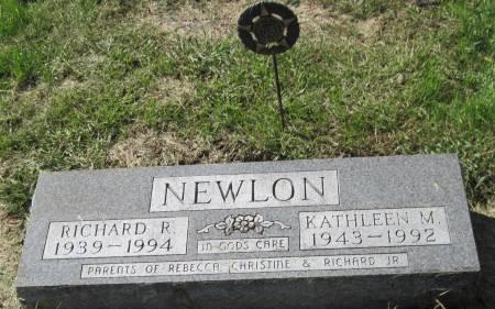 NEWLON, SR., RICHARD R. - Black Hawk County, Iowa   RICHARD R. NEWLON, SR.