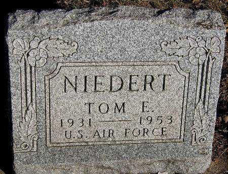 NIEDERT, TOM E. - Black Hawk County, Iowa | TOM E. NIEDERT