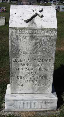 TRAINOR NOON, ELLEN A. - Black Hawk County, Iowa | ELLEN A. TRAINOR NOON