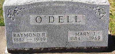O'DELL, RAYMOND R. - Black Hawk County, Iowa | RAYMOND R. O'DELL