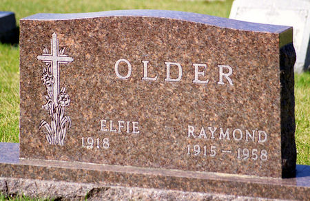 OLDER, RAYMOND - Black Hawk County, Iowa | RAYMOND OLDER