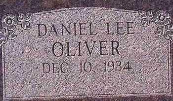OLIVER, DANIEL LEE - Black Hawk County, Iowa   DANIEL LEE OLIVER