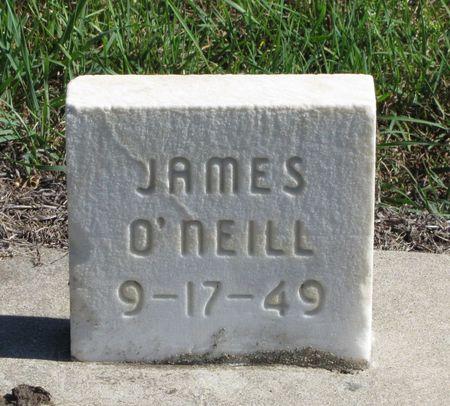 O'NEILL, JAMES - Black Hawk County, Iowa | JAMES O'NEILL