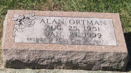 ORTMAN, ALAN - Black Hawk County, Iowa | ALAN ORTMAN