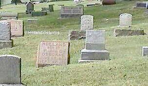 OSBORNE, HOLLAND - Black Hawk County, Iowa | HOLLAND OSBORNE