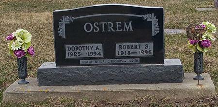 OSTREM, ROBERT S. - Black Hawk County, Iowa   ROBERT S. OSTREM