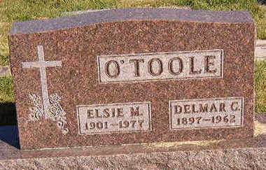 O'TOOLE, ELSIE M. - Black Hawk County, Iowa | ELSIE M. O'TOOLE