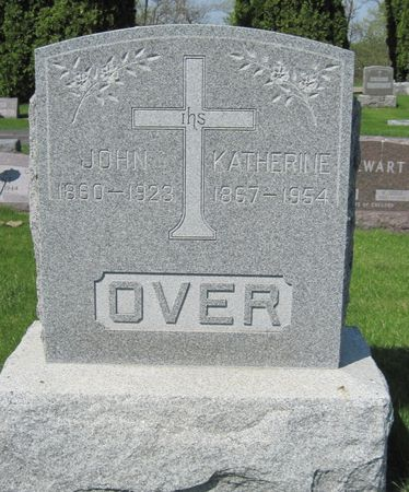 OVER, KATHERINE - Black Hawk County, Iowa | KATHERINE OVER