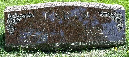 PADEN, RUTH E. - Black Hawk County, Iowa | RUTH E. PADEN