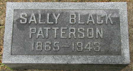 BLACK PATTERSON, SALLY - Black Hawk County, Iowa | SALLY BLACK PATTERSON