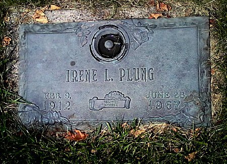 PLUNG, IRENE L. - Black Hawk County, Iowa | IRENE L. PLUNG