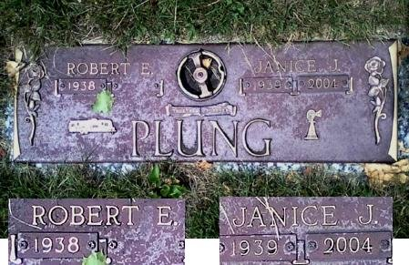 PLUNG, ROBERT E. - Black Hawk County, Iowa | ROBERT E. PLUNG