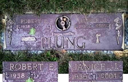 PLUNG, JANICE J. - Black Hawk County, Iowa | JANICE J. PLUNG