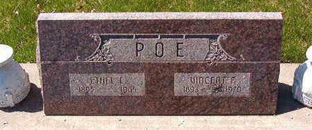 POE, ETHEL L. - Black Hawk County, Iowa | ETHEL L. POE
