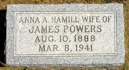 POWERS, ANNA A. - Black Hawk County, Iowa | ANNA A. POWERS