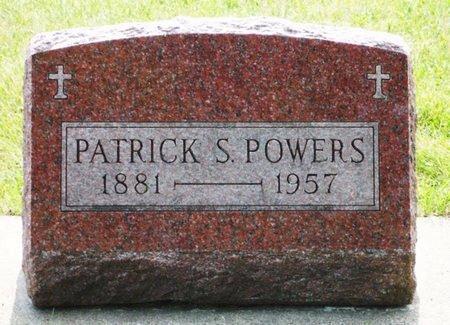 POWERS, PATRICK S. - Black Hawk County, Iowa | PATRICK S. POWERS