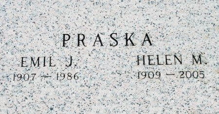 PRASKA, EMIL J. - Black Hawk County, Iowa | EMIL J. PRASKA