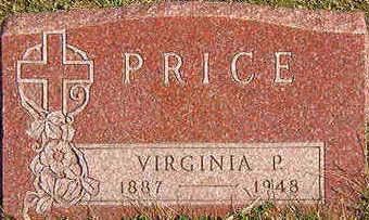 PRICE, VIRGINIA P. - Black Hawk County, Iowa | VIRGINIA P. PRICE