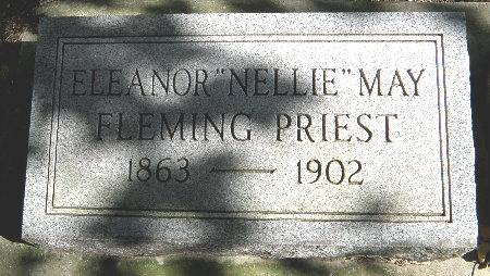 FLEMING PRIEST, ELEANOR