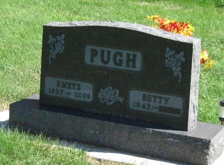 PUGH, EMRYS - Black Hawk County, Iowa | EMRYS PUGH
